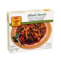 Bhindi Masala (10 oz)