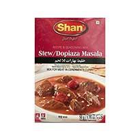 Dopiaza/Stew Masala