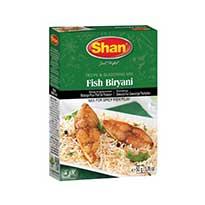 Fish Biryani Mix