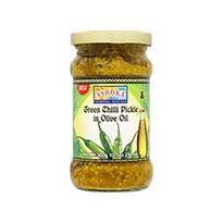Green Chilli (300gm)