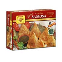 Jumbo Punjabi Samosa (22 oz)