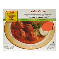 Kofta Curry (10 oz)
