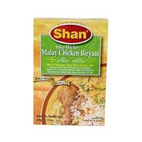 Malay Chicken Biryani Mix