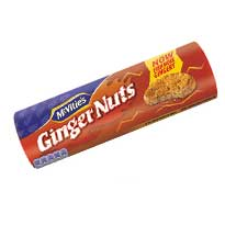 MCV Ginger Nuts