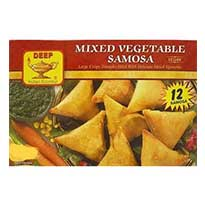Mixed Vegetable Samosa (12 pcs)