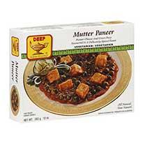 Mutter Paneer (10 oz)