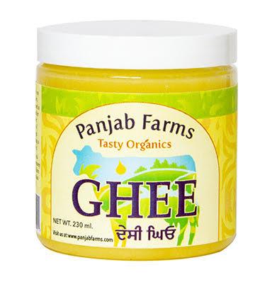 Panjab Farms Organic Ghee