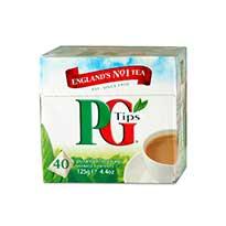 PG Tip (125g tea bags)