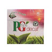 PG Tip Decaf (125g tea bags)