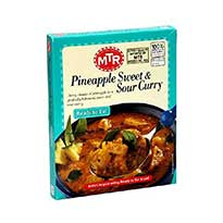 Pineapple Sweet and Sour Curry