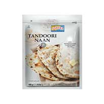 Tandoori Naan Plain