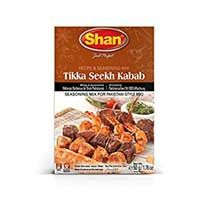 Tikka Seikh Kebab